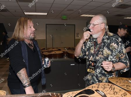 Vince Neil, Steve Cropper