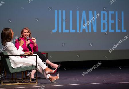 Nischelle Turner and Jillian Bell