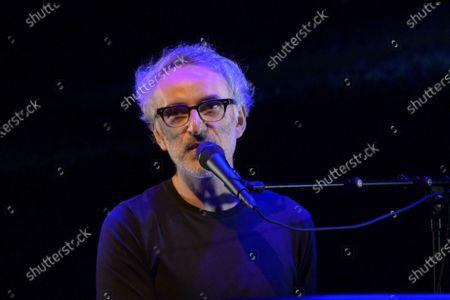 Editorial photo of Vincent Delerm in concert at La Cigale, Paris, France - 06 Nov 2019