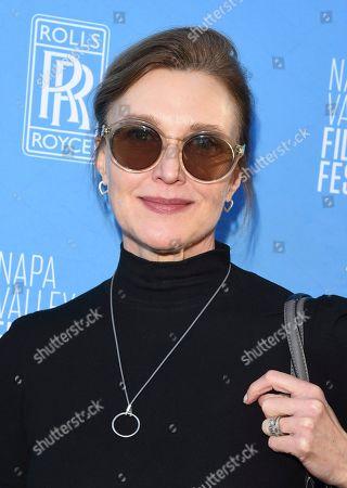 Stock Picture of Brenda Strong attends the Olivia Wilde Raymond Vineyards Tribute of the 'Trailblazer' Award held at Raymond Vineyards