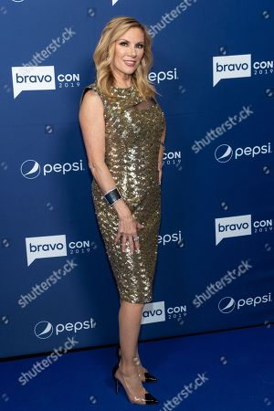 Editorial picture of 'Watch What Happens Live with Andy Cohen' TV show, BravoCon, Arrivals, New York, USA - 15 Nov 2019
