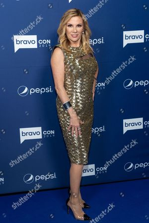 Editorial image of 'Watch What Happens Live with Andy Cohen' TV show, BravoCon, Arrivals, New York, USA - 15 Nov 2019