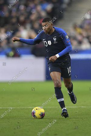 Kylian Mbappe of France