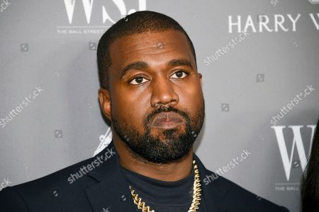 """Kanye West attends the WSJ. Magazine 2019 Innovator Awards at the Museum of Modern Art in New York. West has followed the Johnny Cash route and performed for inmates at a Houston jail. In secret from the public, the star rapper-turned-gospel singer performed songs, from his new gospel album """"Jesus is King."""" He and his choir performed for more than 200 male inmates at one jail facility before crossing the street to another jail facility and performing for a smaller crowd of female inmates"""