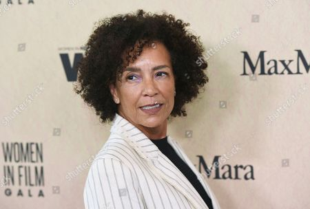 Stephanie Allain arrives at the Women in Film Annual Gala at the Beverly Hilton Hotel in Beverly Hills, Calif. The 92nd Oscars is getting some fresh faces behind the production. The Academy of Motion Picture Arts and Sciences said Friday, Nov. 15, that Allain and Lynette Howell Taylor will produce the February show