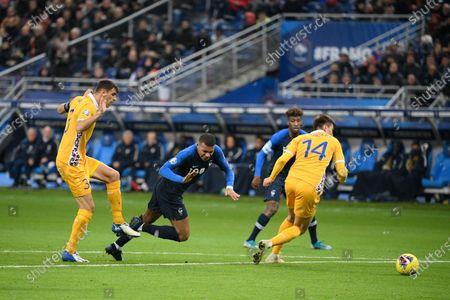 Editorial photo of France v Moldova, UEFA Euro 2020 Qualifying Group H, Football, Stade de France, Saint Denis, France - 14 Nov 2019