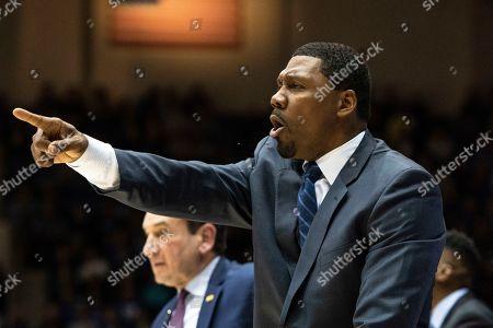 Editorial photo of Georgia State Duke Basketball, Durham, USA - 15 Nov 2019