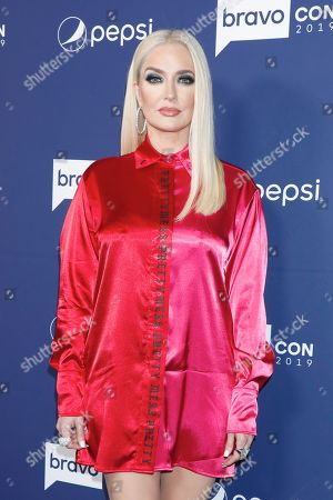 Editorial photo of 'Watch What Happens Live with Andy Cohen' TV show, BravoCon, Arrivals, New York, USA - 15 Nov 2019