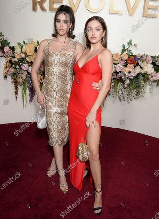Amelia Hamlin and Delilah Hamlin