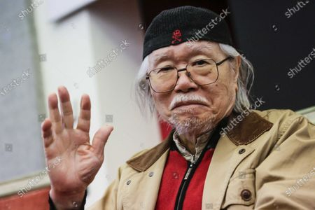 Editorial picture of Leiji Matsumoto fan meeting, Turin, Italy - 15 Nov 2019