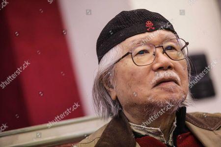 Stock Image of Leiji Matsumoto