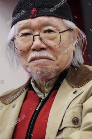 Stock Picture of Leiji Matsumoto
