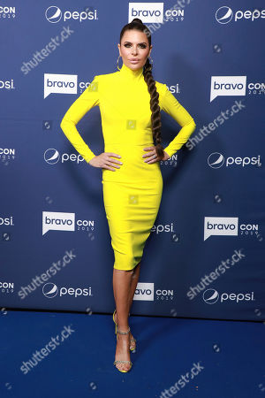 "Lisa Rinna attends BravoCon's ""Watch What Happens Live"" red carpet event, in New York"
