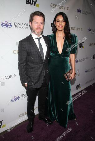 Editorial image of Eva Longoria Foundation Dinner Gala, Arrivals, Four Seasons Hotel, Los Angeles, USA - 15 Nov 2019