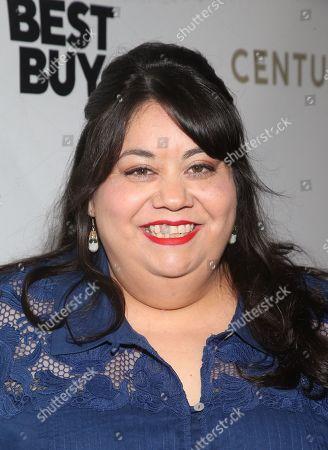 Stock Photo of Carla Jimenez