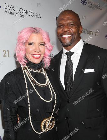 Editorial picture of Eva Longoria Foundation Dinner Gala, Arrivals, Four Seasons Hotel, Los Angeles, USA - 15 Nov 2019