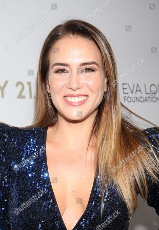 Stock Picture of Erika de la Vega