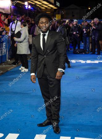 Stock Picture of Eric Kofi Abrefa
