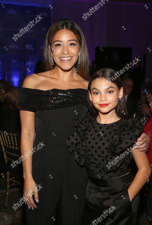 Gina Rodriguez, Ariana Greenblatt