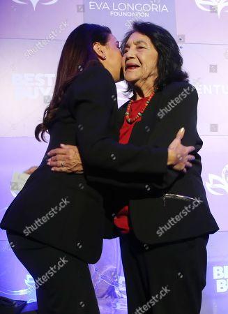 Eva Longoria, Dolores Huerta