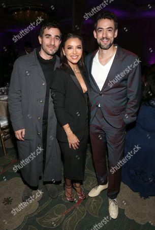 Editorial image of Eva Longoria Foundation Dinner Gala, Inside, Four Seasons Hotel, Los Angeles, USA - 15 Nov 2019