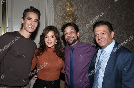 David Barrera, Izzy Diaz, Jose Moreno Brooks, Maria Canals-Barrera