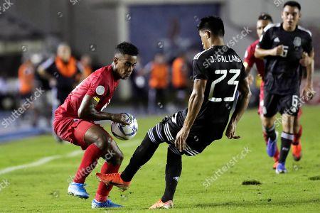 Editorial picture of Panama vs Mexico, Panama City - 15 Nov 2019