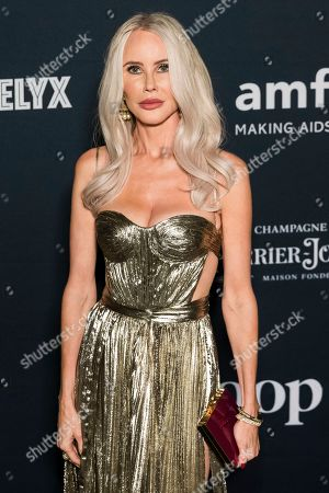 Editorial picture of amfAR Charity Poker Tournament and Game Night, Arrivals, San Francisco, USA - 15 Nov 2019