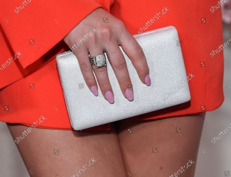 Sophia Culpo, bag detail