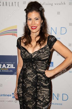 Stock Photo of Iris Almario