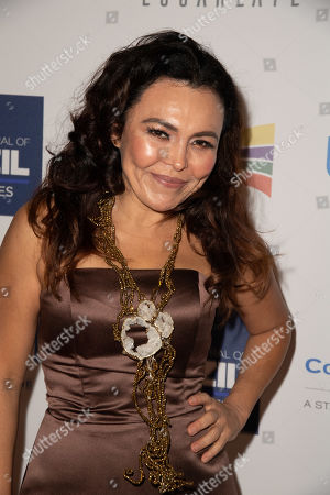 Editorial picture of 11th Hollywood Brazilian Film Festival, Skirball Cultural Center, Los Angeles, USA - 15 Nov 2019