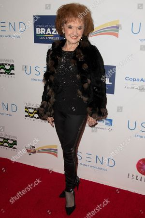 Editorial image of 11th Hollywood Brazilian Film Festival, Skirball Cultural Center, Los Angeles, USA - 15 Nov 2019