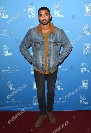 Stock Picture of Avi Nash attends the 'Hosea Screening' at the Napa Valley Film Festival, St. Helena, CA @NapaFilmFest