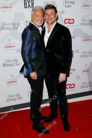 Gary Cockerill and Phill Turner