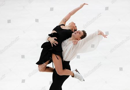 Editorial image of Russia Figure Skating, Moscow, Russian Federation - 16 Nov 2019