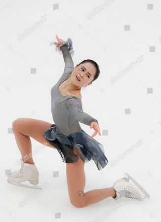 Japan's Satoko Miyahara performs her ladies free skating routine at the ISU Grand Prix of Figure Skating- Rostelecom Cup in Moscow, Russia