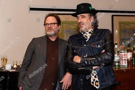 Rainn Wilson, James Curleigh