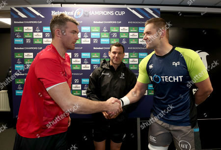 Editorial picture of Heineken Champions Cup Round 1, Liberty Stadium, Swansea, UK  - 16 Nov 2019