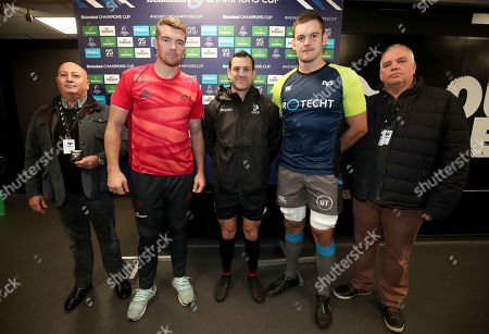 Editorial photo of Heineken Champions Cup Round 1, Liberty Stadium, Swansea, UK  - 16 Nov 2019