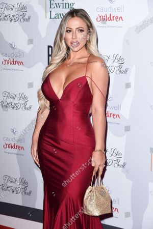 Stock Image of Holly Hagan