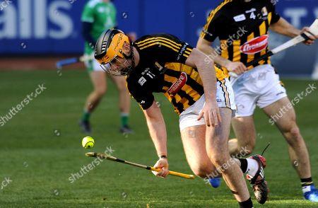 Kilkenny vs Limerick. Kilkenny's Billy Ryan