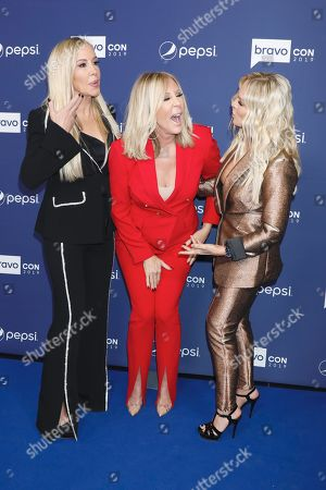 Stock Picture of Shannon Storms Beador, Vicki Gunvalson and Tamra Judge