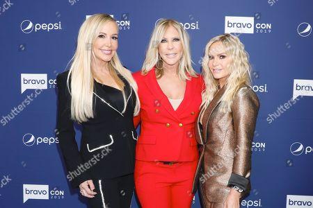 Editorial picture of BravoCon, Arrivals, Day 2, New York, USA - 16 Nov 2019