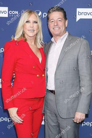Vicki Gunvalson and fiance Steve Lodge