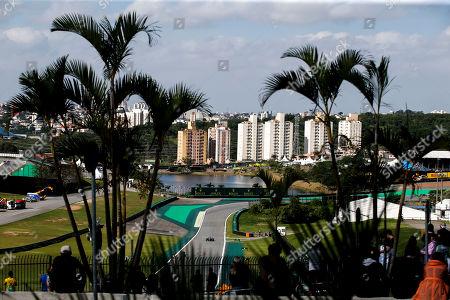 Motorsports: FIA Formula One World Championship 2019, Grand Prix of Brazil,  #8 Romain Grosjean (FRA, Rich Energy Haas F1 Team),