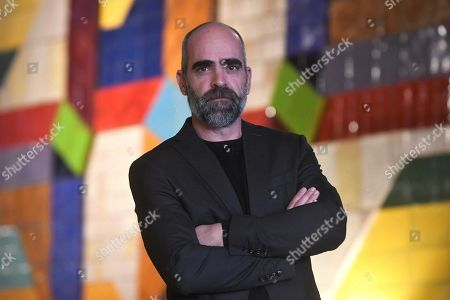 Luis Tosar poses during an interview with Spanish international news agency Efe in Segovia, Spain, 16 November 2019, on occasion of Segovia's European Film Festival where he will receive a homage for his life career the same day.