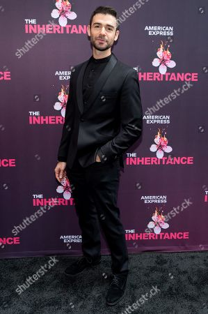 Editorial image of 'The Inheritance' Broadway play opening, Barrymore Theater, Arrivals, New York, USA - 17 Nov 2019