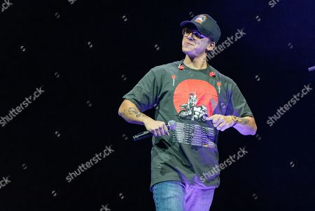 Editorial image of Logic in concert at Allstate Arena, Illinois, USA - 15 Nov 2019