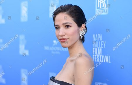 Kelsey Chow attends the Rising Star Showcase at the Napa Valley Film Festival, Napa, CA @NapaFilmFest #NVFF19