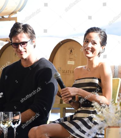 Stock Photo of Jacob Elordi and Kelsey Chow attends the Rising Star Showcase at the Napa Valley Film Festival, Napa, CA @NapaFilmFest #NVFF19